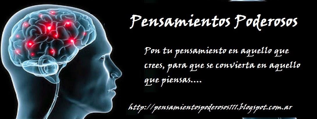 Pensamientos Poderosos