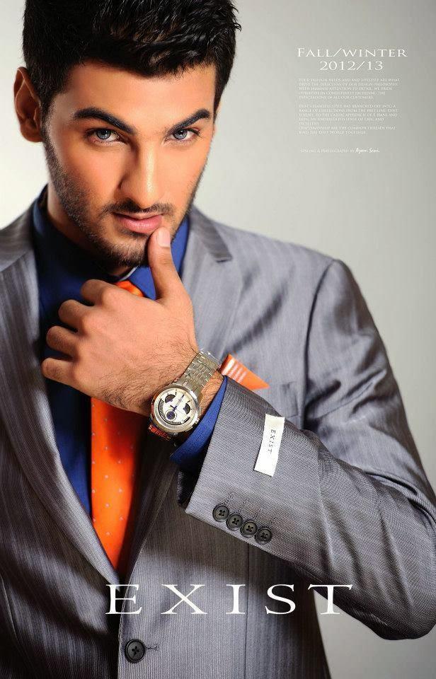 Pak Male Models: Arslan butt