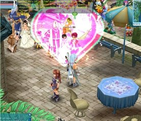 Tales of Pirates 2 Marriage system