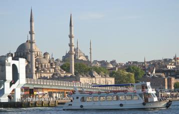 Estambul - crucero por el Bosforo - que visitar