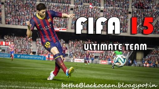 FIFA 15 Ultimate Team v1.1.0 APK + Data File