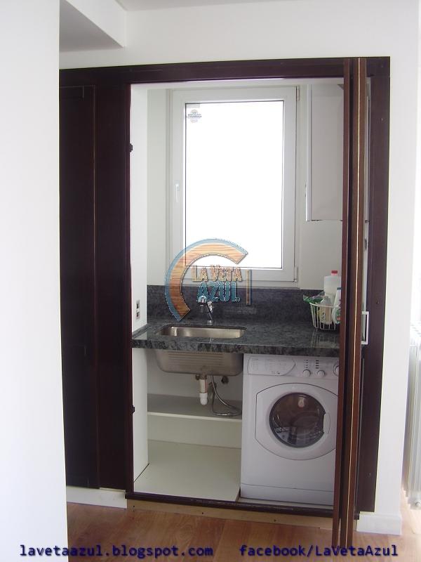 Muebles Para Baño Laqueados:mate modulo para heladera panelable despensero extraible puertas de