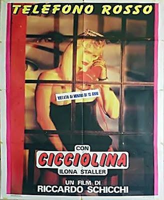 TELEFONO ROSSO CICCIOLINA RICCARDO SCHICCHI CAINA