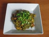 Spinach Paella