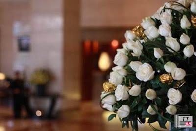 qua tang 8/3: Hoa tình yêu vĩnh cửu