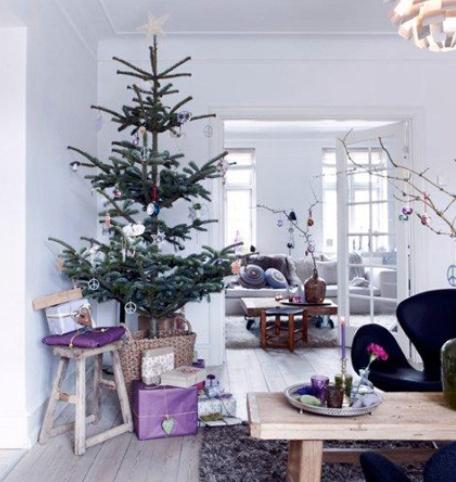 Una casa alegre de navidad joyful christmas house - Una casa para navidad ...