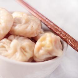 Vegetarian Tibetan Asian Snack