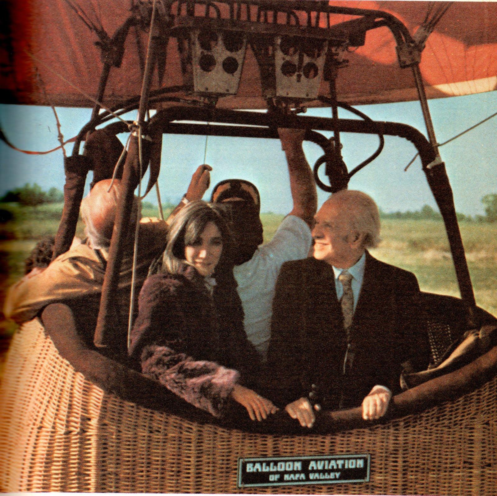 Borges e la mongolfiera