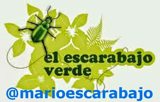 El Escarabjo Verde