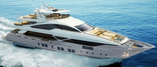 Poweryacht Mag Global Informative Motor Yacht Page Project Azimut Grande 140
