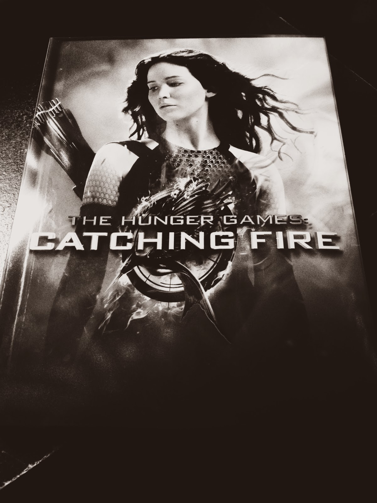 Courtney Tomesch The Hunger Games Catching Fire