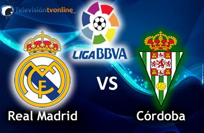 Real Madrid vs Córdoba lunes 25 de agosto de 2014 | Liga BBVA En vivo Online Gratis