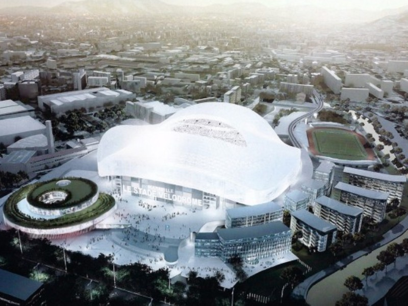 Stadion Stade Vélodrome