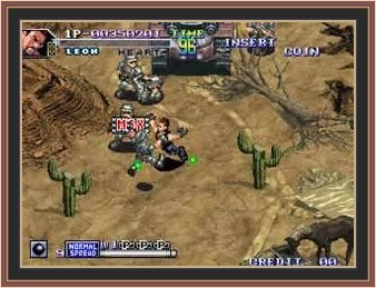 Shock Trooper 2nd Squad GamePlay Screen Shot No.2