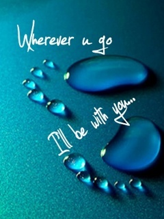 Wherever You Go I Will Be With You Mobile Wallpaper