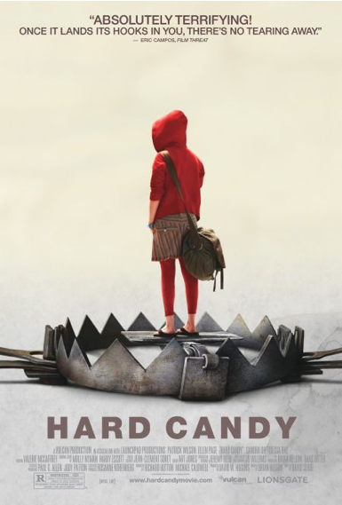 DVD Challenge #1: HARD CANDY