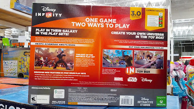 Disney Infinity 3.0 Star Wars Starter Pack – An epic adventure awaits you
