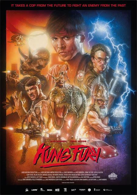 Cartel Kung Fury