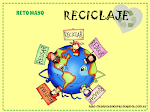 RETO DE MAYO - RECICLAJE