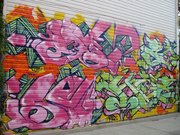 Hip Hop Paintings Street Art