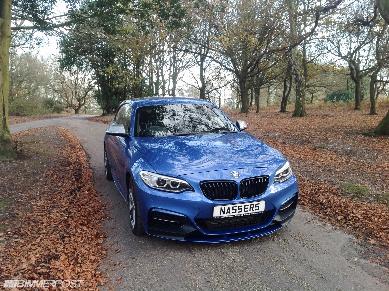 Bmw M135i Hatch With M235i Coupe Front End Conversion