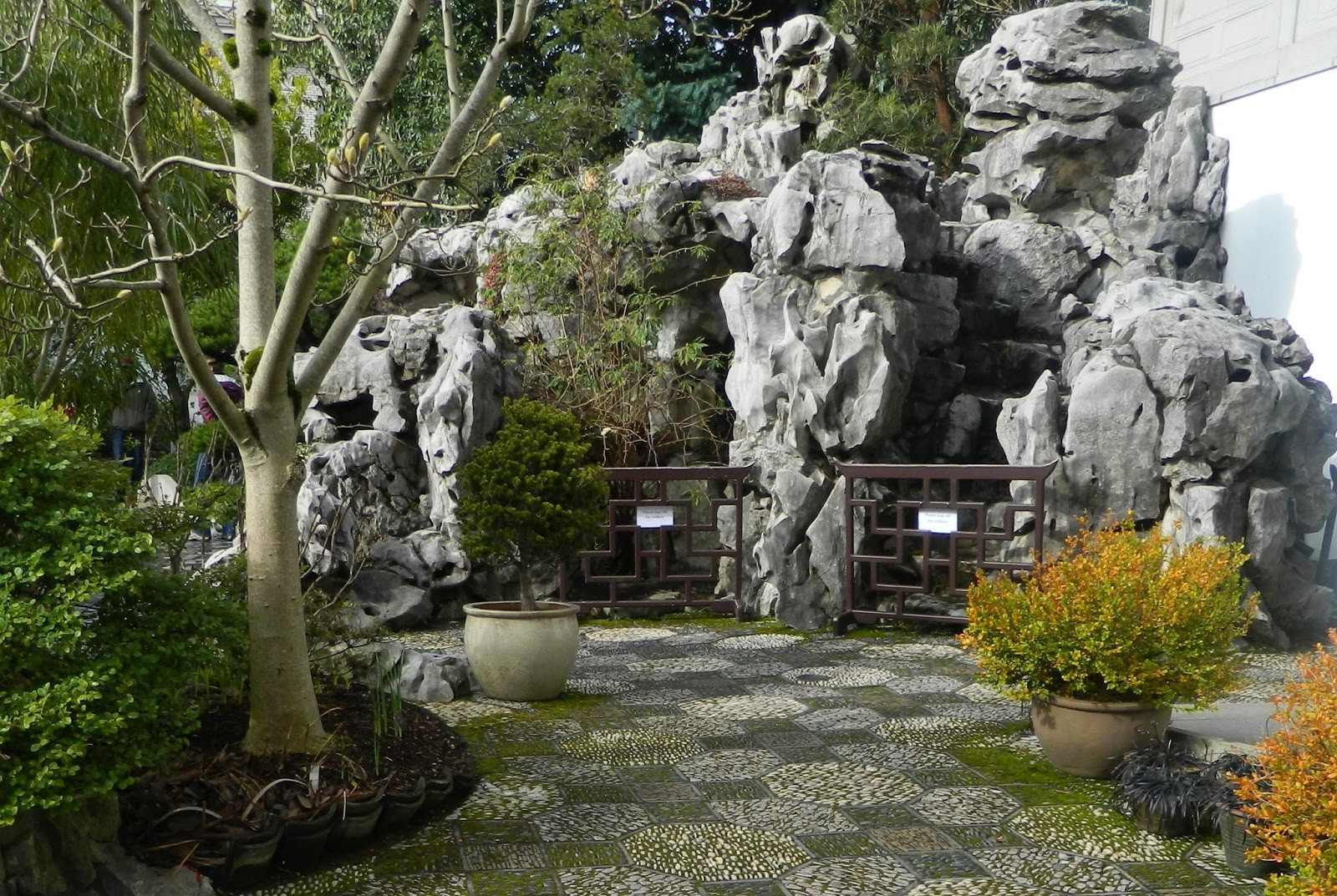 Portlands Chinese Garden Sows Good Fortune And Joy