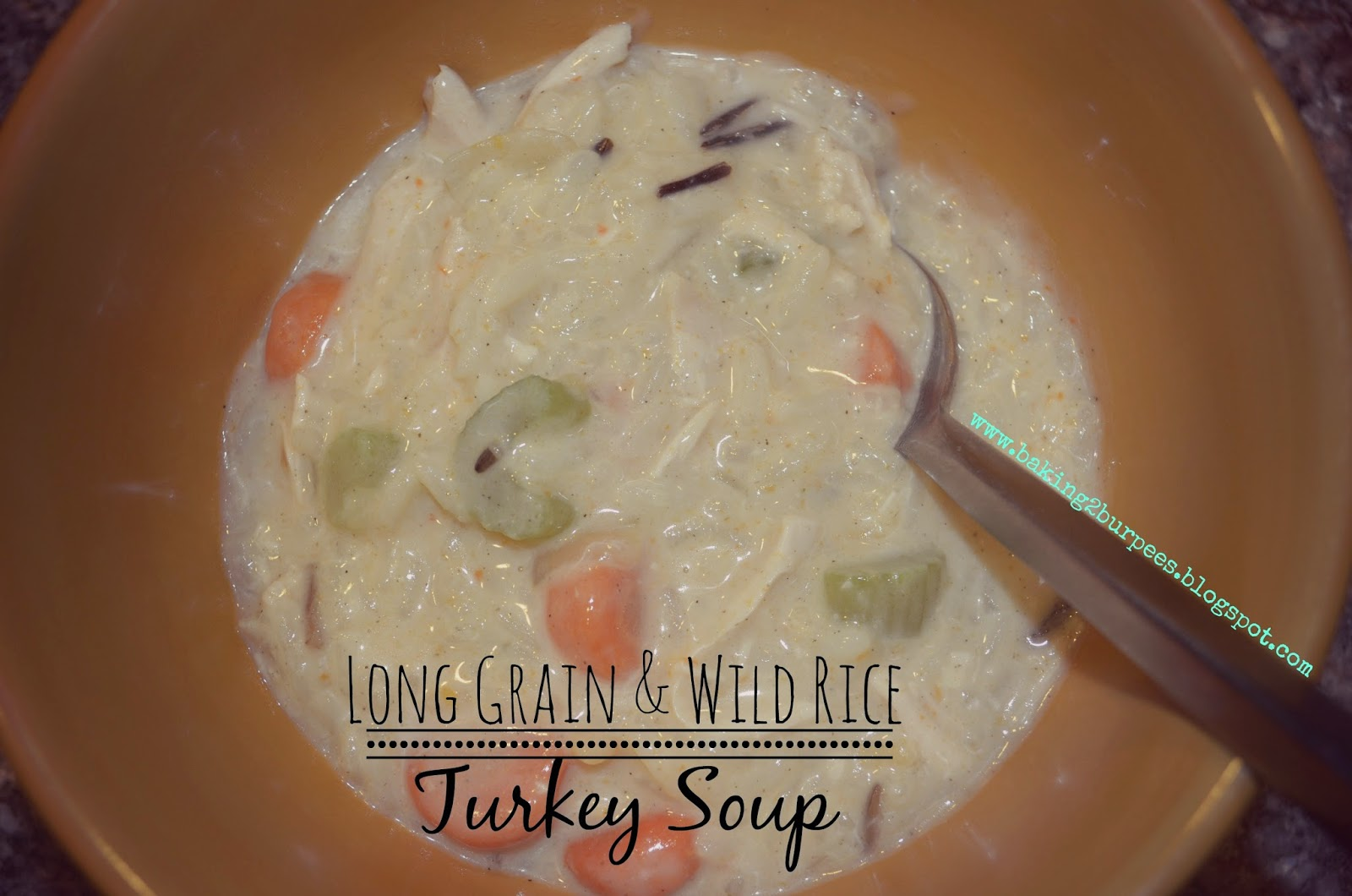 Erin Traill, diamond beachbody coach, long grain and wild rice turkey soup, turkey, thanksgiving, healthy recipe, weight loss success, leftover turkey, thanksgiving leftovers