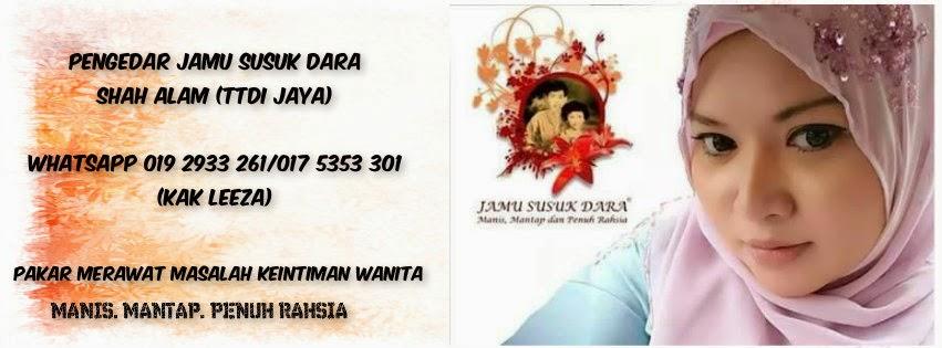 JAMU SUSUK DARA SHAH ALAM (TTDI JAYA)  - Wsup 019 2933 261