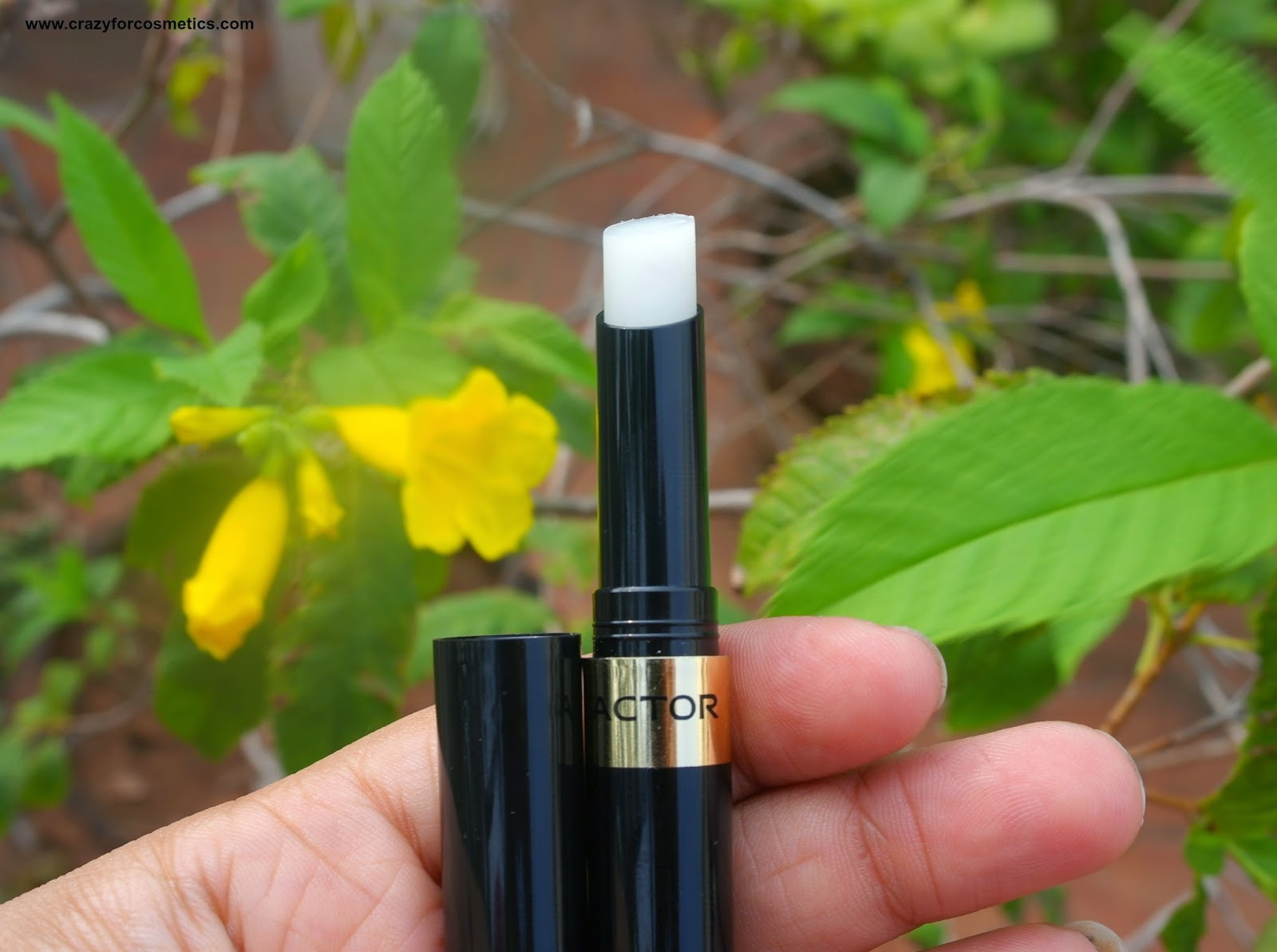 Max factor Lipfinity Lip balm review