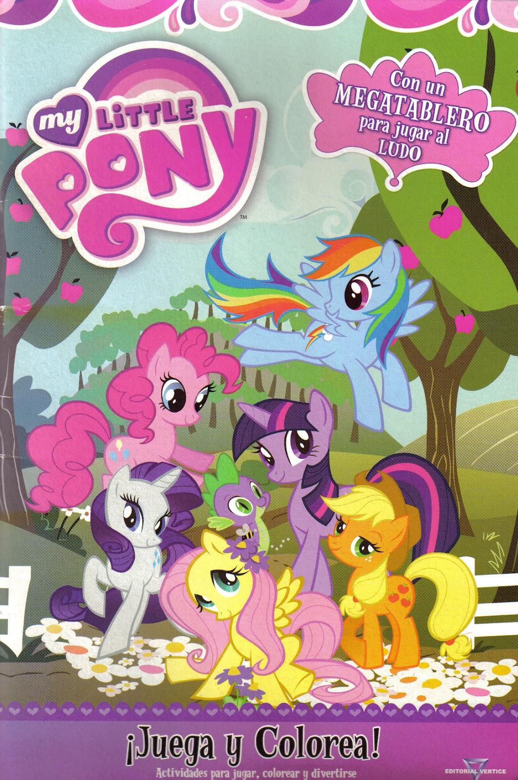 EquestriaNet: Revista My Little Pony Nº 6 (Completa)