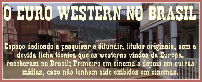 O Euro Western no Brasil