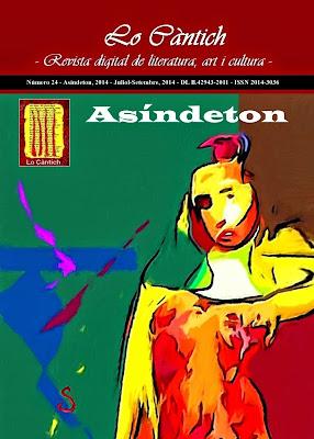 Lo Càntich - Número 24 - Asíndeton, 2014