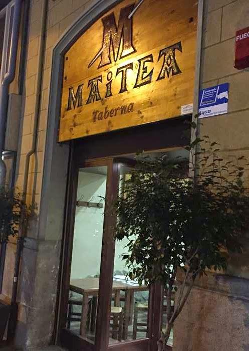 Maitea-entrada