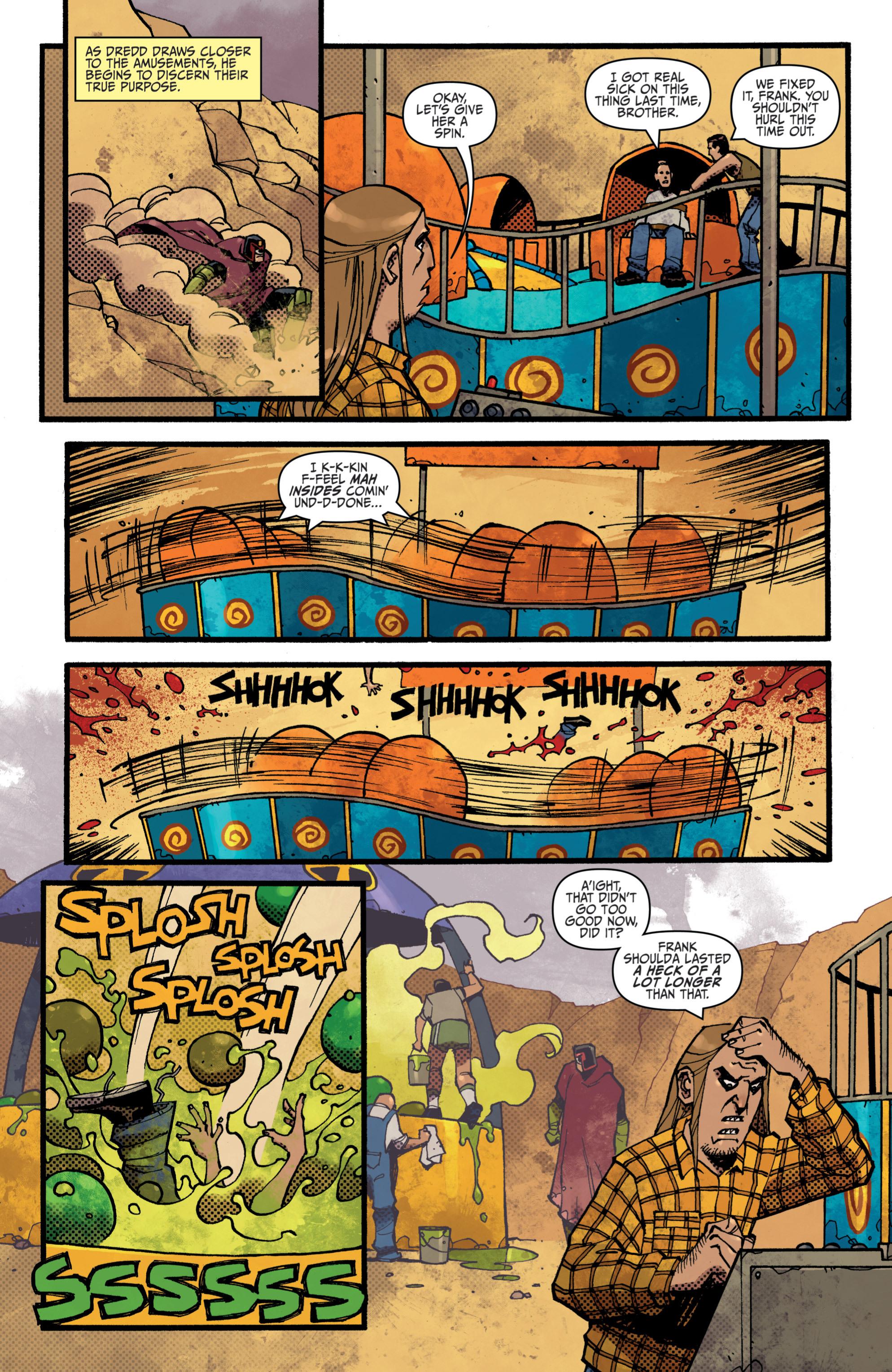 Read online Judge Dredd (2012) comic -  Issue # _TPB 3 - 10