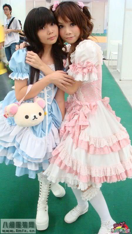 Lolita fashion!
