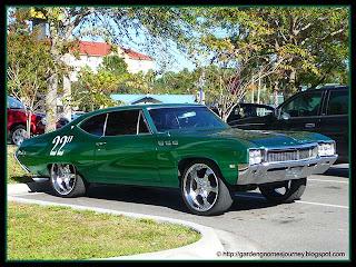 old Buick skylark