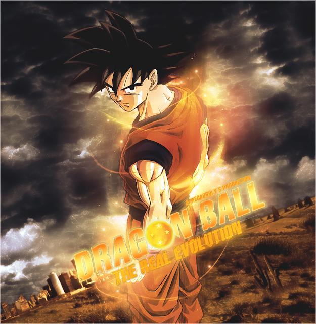 Evolution Goku Dragon Ball Z