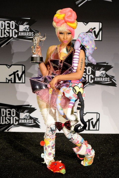 MTV Video Music Awards 2011 Highlights !