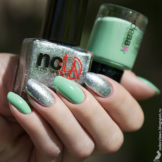 Debby Color Play #81 + NCLA Elegantly Punk