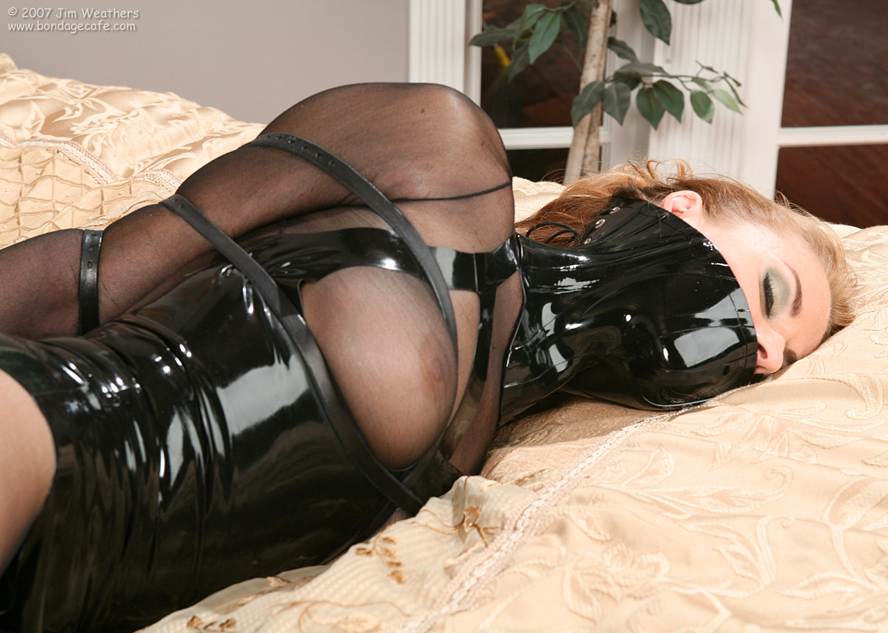 Pantyhose nylon stocking fetish