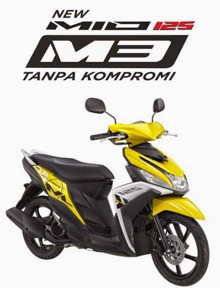 fitur Yamaha Mio M3 125