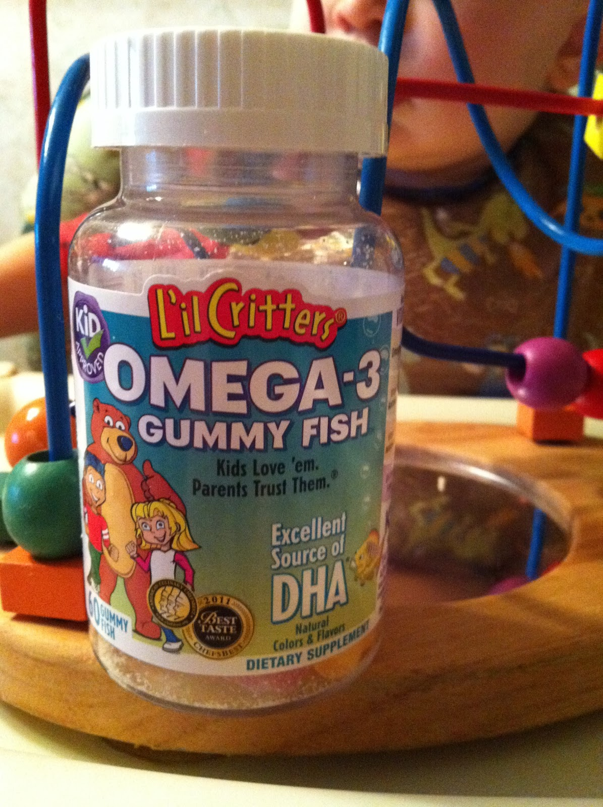Taking it day by day with developmental delays and autism for Fish oil for autism