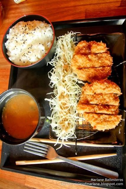 Katsu Cafe manila