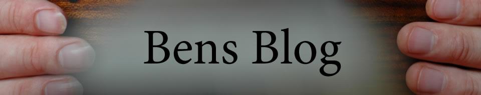 Bens Blog - Woche 2
