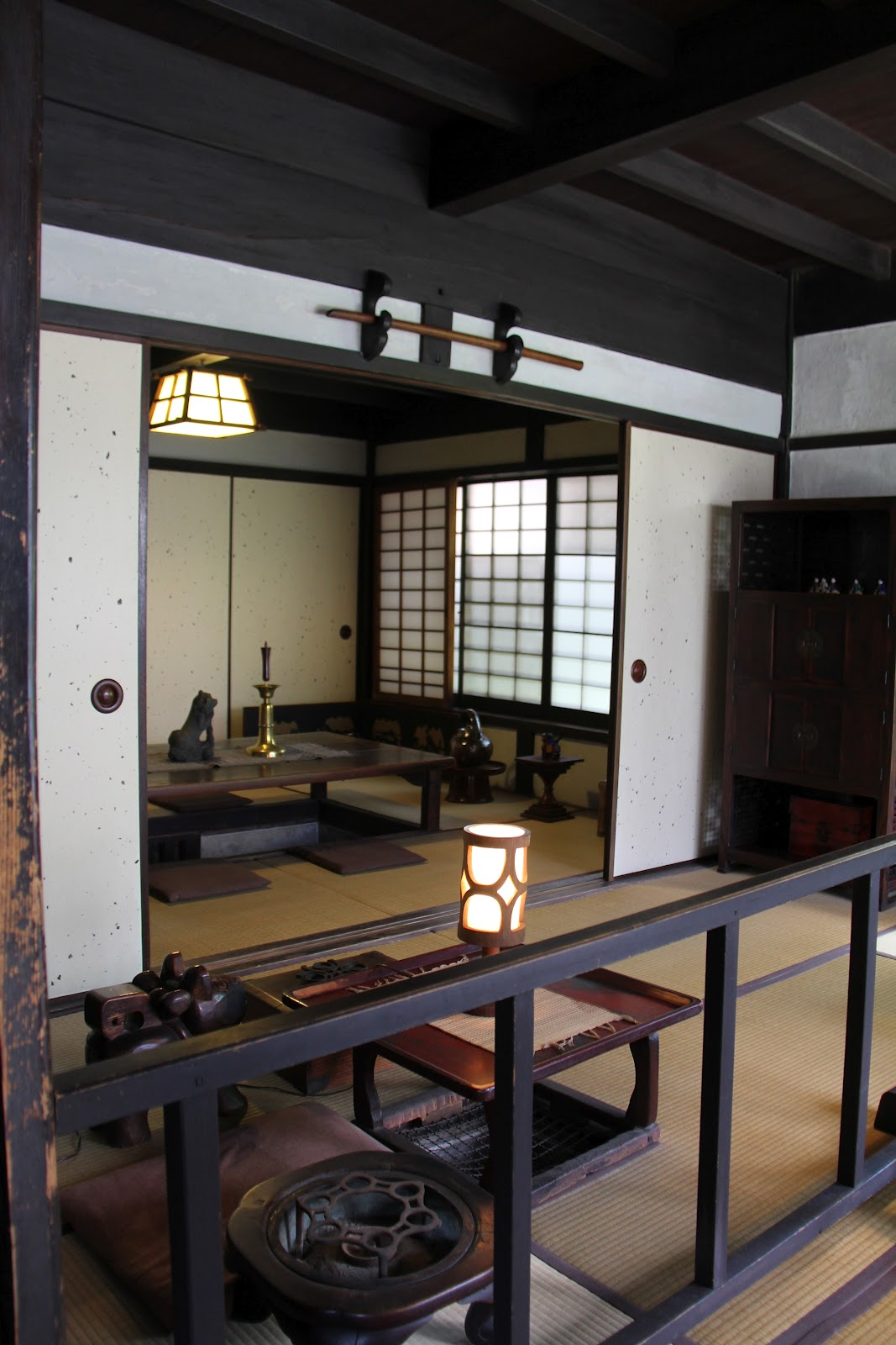 Eatspeak kawai kanjiro 39 s house kyoto for Asian houses photos