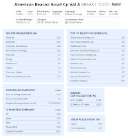 American Beacon Small Cap Value Fund