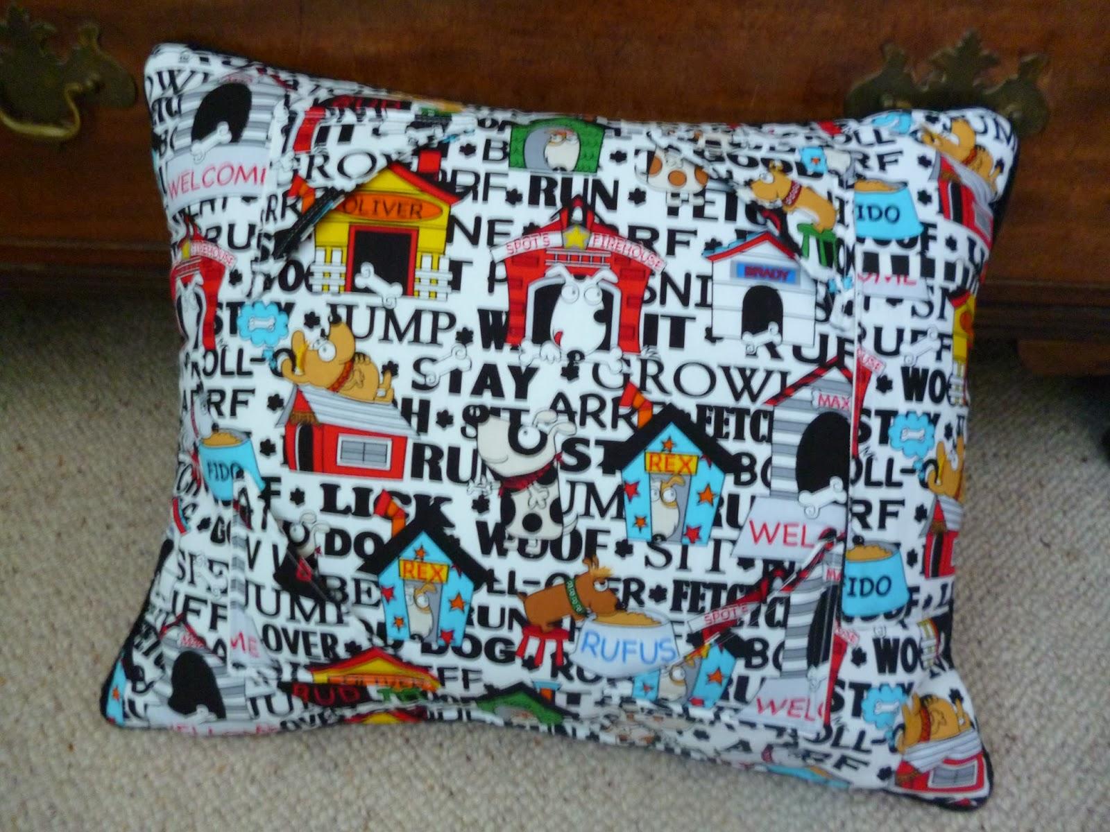 Ipad Animal Pillow : Tattooed Mummy s Randoms: iPad Pillow - review