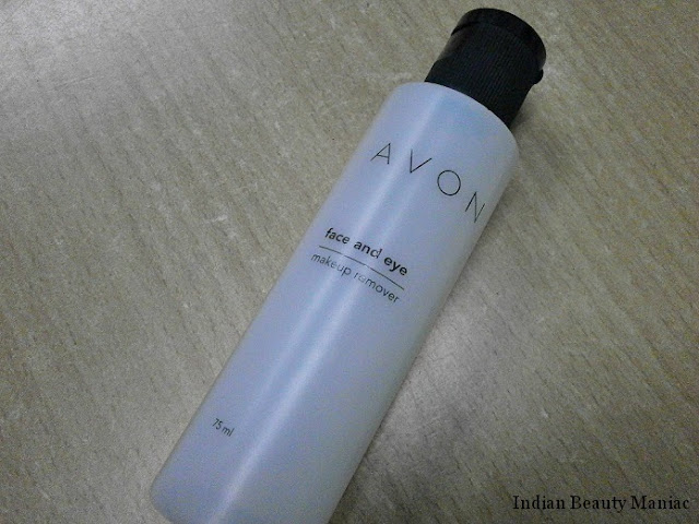 AVON Face and Eye Makeup Remover
