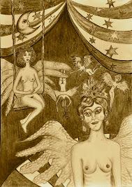 As mulleres voadoras de Elio