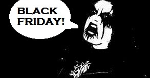 Chernobogs blog black friday special heavy metal gift guide m4hsunfo